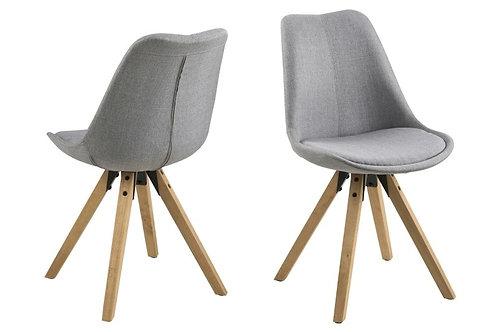Krzesło tapicerowane  Starfish