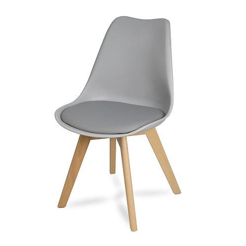 Designerskie krzesło - GREY 2