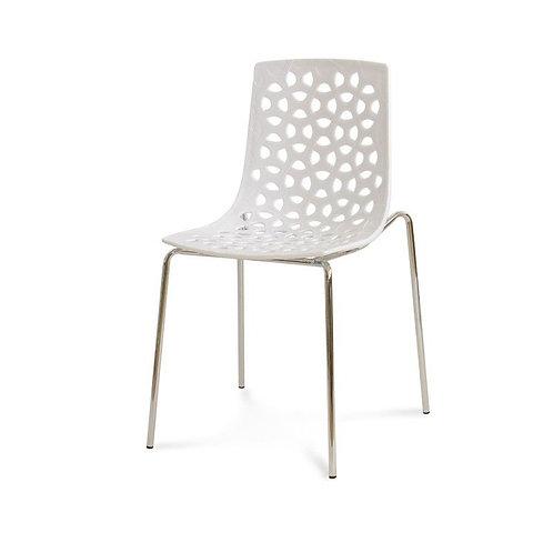 Krzesło White  Dots