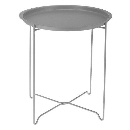 Designerski stolik kawowy szary 11