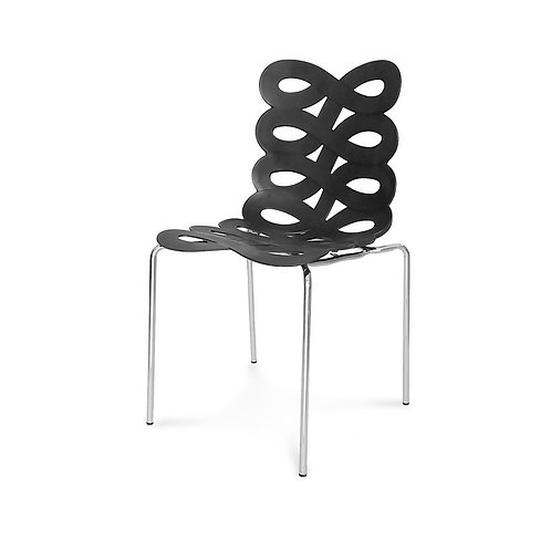 Krzesło ażurowe  wstążka - różne kolory