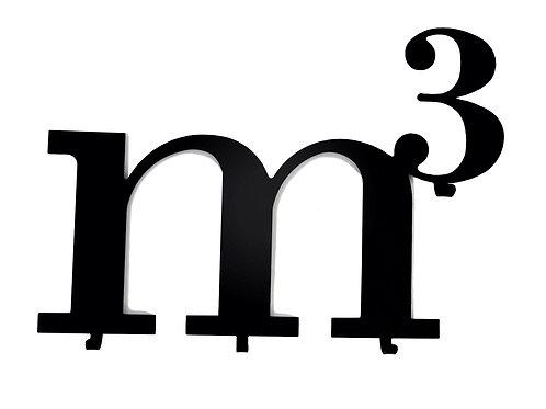 Wieszak na ubrania M3