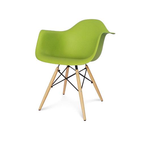 Krzesło zielone Big Charls 2
