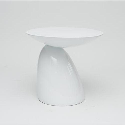Stolik kawowy Champignon - biały