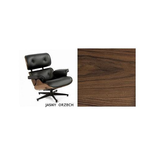 Fotel  Luxury czarny  Lounge Chair Eames 1