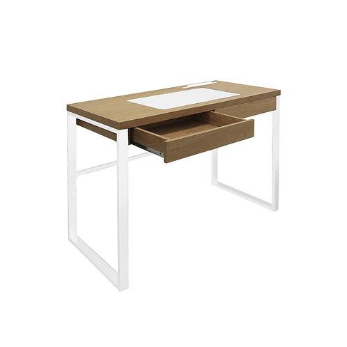 Nowoczesne biurko  drewniane 100 cm