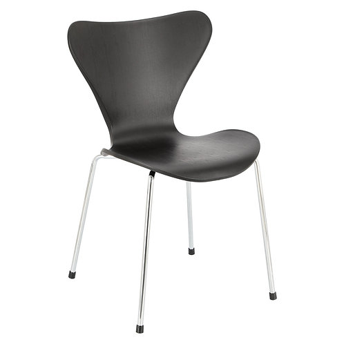 Krzesło czarne  Kama 44