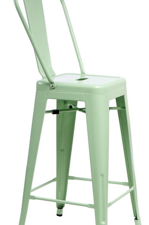 Designerski zielony  hoker Pati 6