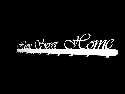 Wieszak na ubrania Home sweet home IV