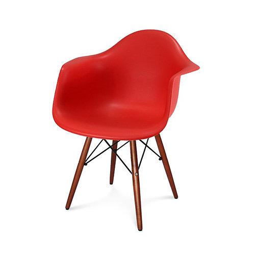 Krzesło Big Charles  czerwone -venge