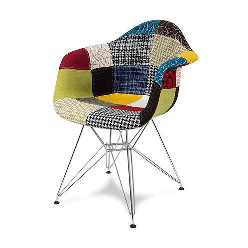 Krzesło Patchwork Charles  Big kolor   22