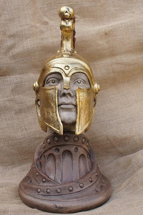Gold Helmet II