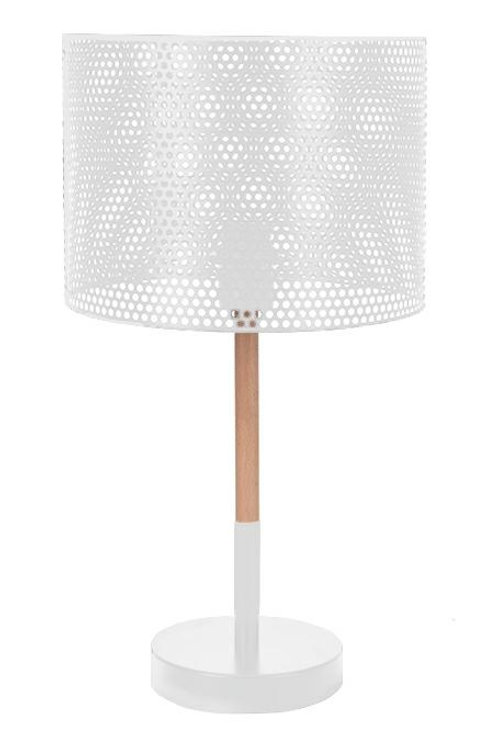 Lampa biurkowa Honey  33 biała