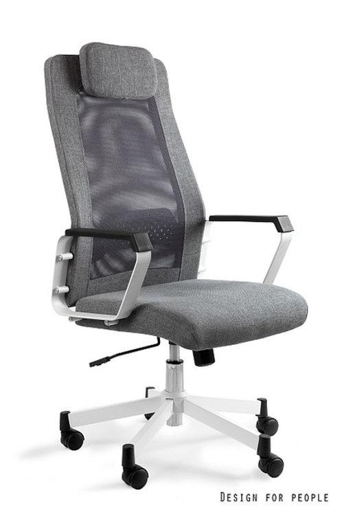 Fotel biurowy Arton Grey
