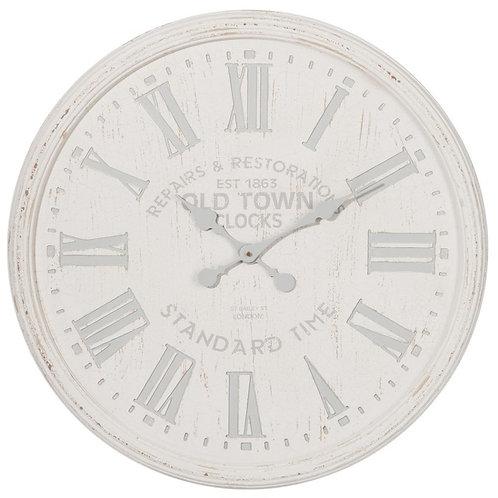 Duży zegar ścienny - Ancient