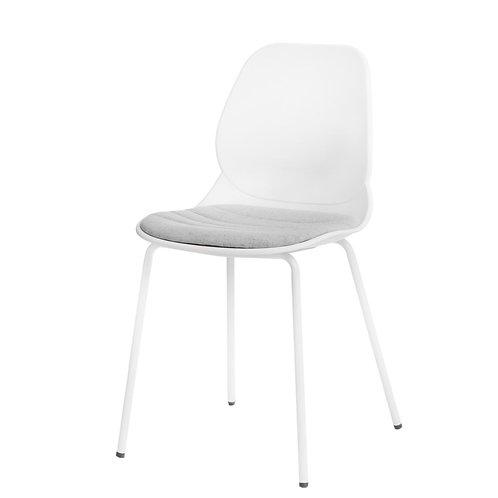 Krzesło białe Dany
