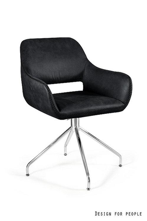 Fotel obrotowy Lux  Eko skóra