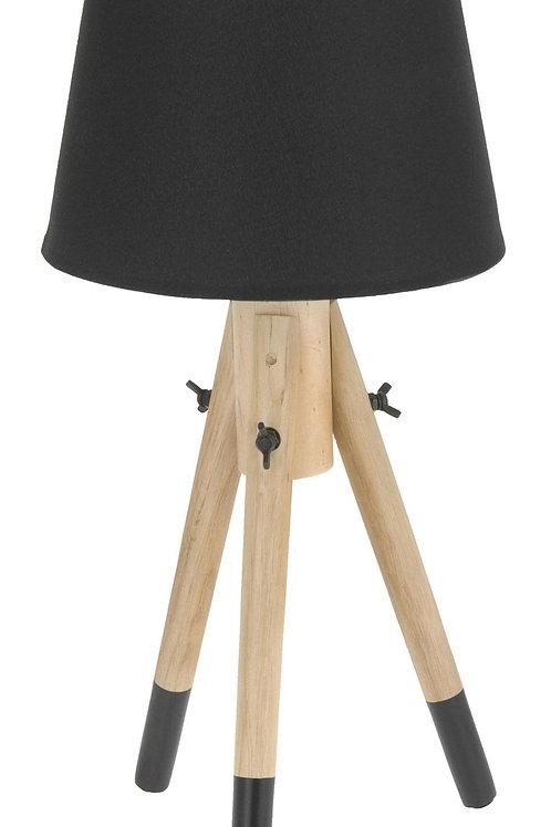 Lampa biurkowa Naria 11 czarna