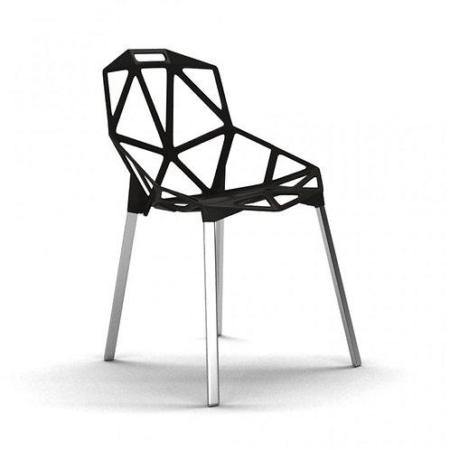 Metalowe krzesło - Future