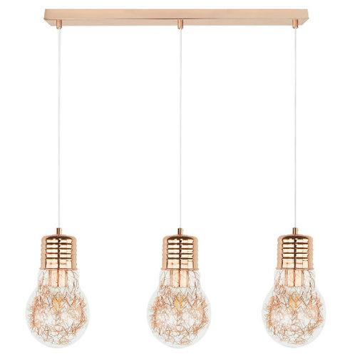 Copper Bulb x3