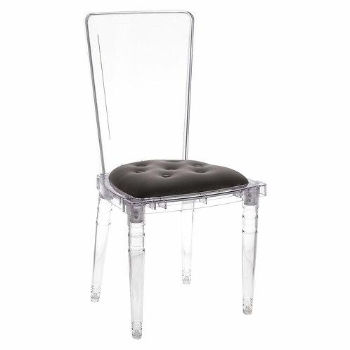 Krzesło transparentne Dajana 1