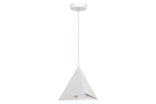 Metalowa lampa wisząca - Triangle