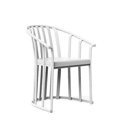 Krzesło białe Lucjan 11