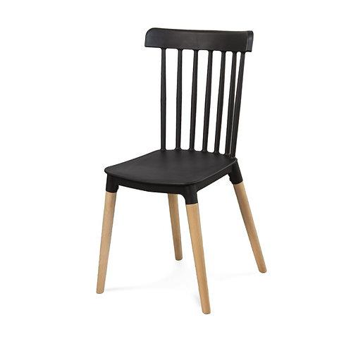Krzesło Klasyk czarne