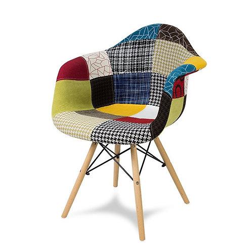 Krzesło Patchwork  Dante 332