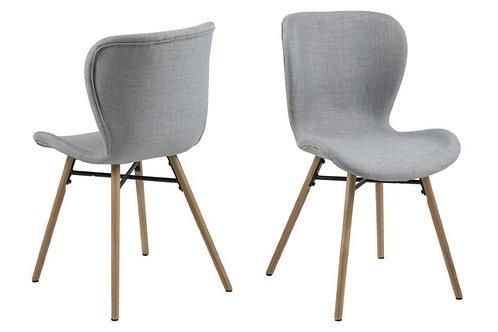 Krzesło tapicerowane Brigitte