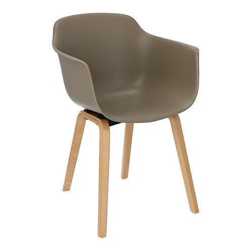 Krzesło Agenor  beżowe