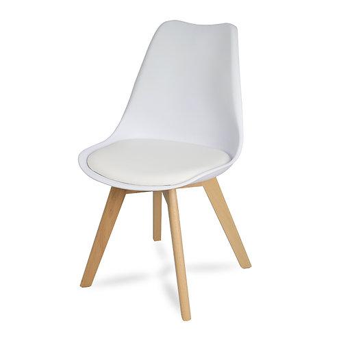 Designerskie krzesło -  White