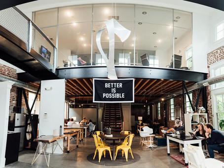 Kreatywna przestrzeń biurowa - jak ją stworzyć?