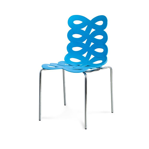 Krzesło Ribbon Blue
