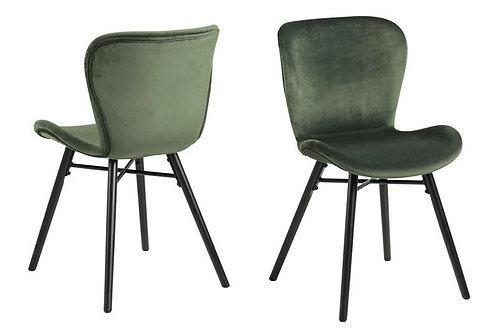 Krzesło Landudno zielone