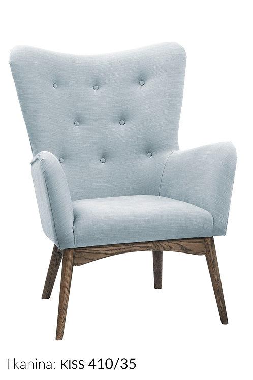 Fotel pikowany  Londyn 2  - różne kolory