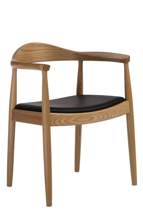 Drewniane krzesło Prestige  - jesion