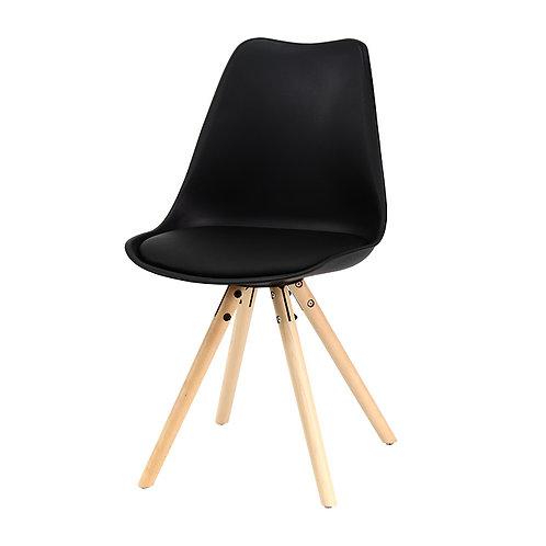Krzesło Comfort czarne