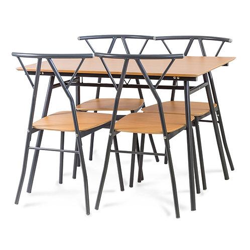 Zestaw mebli  Arti  4 krzesła i stół