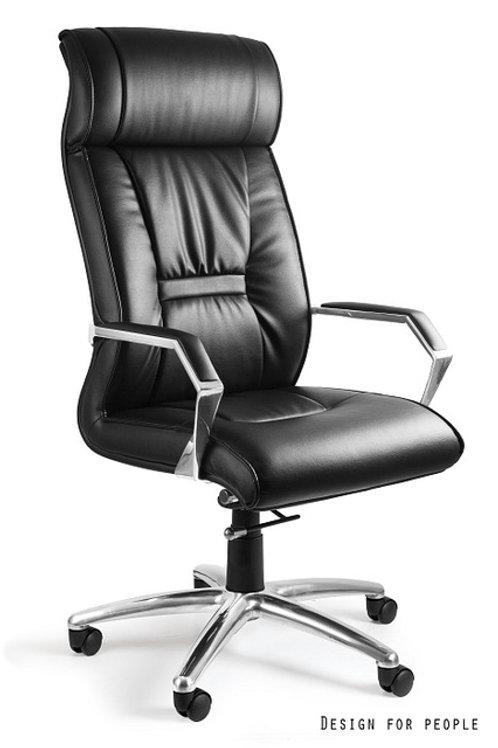 Fotel biurowy Boss 11 Skóra naturalna