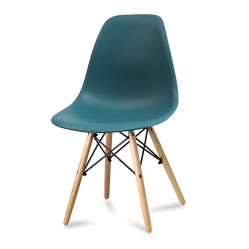Krzesło turkusowe Albatros