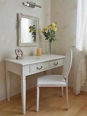 Biały stolik Prowansalski - Bona