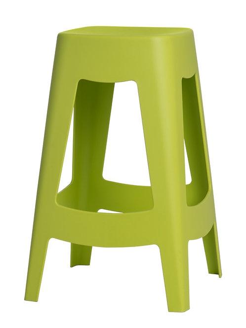 Designerski  Hoker  zielony Garden 33