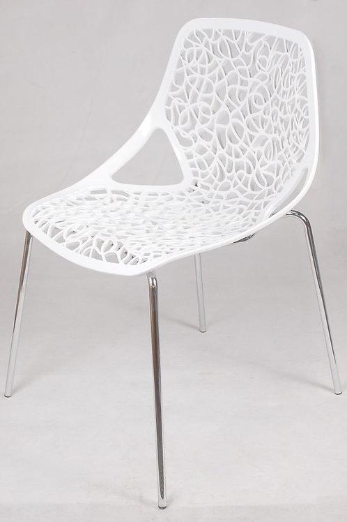 Designerskie krzesło Ażurek