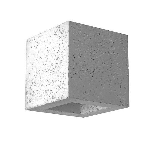 Lampa ścienna - Concrete Cube