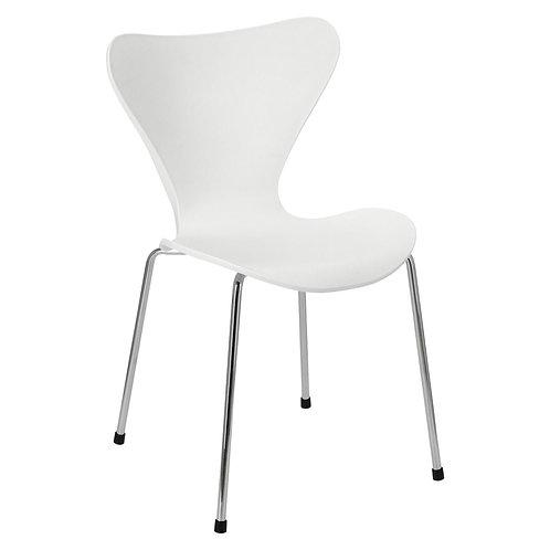 Krzesło białe Kama 33