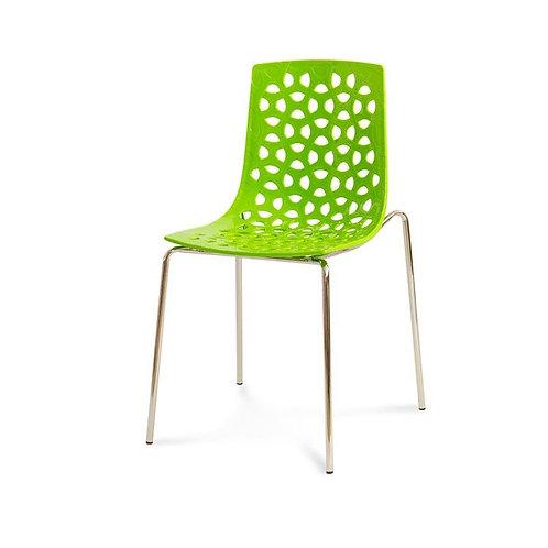 Krzesło zielone    Dots 33