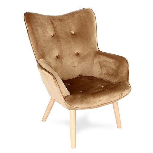 Fotel brązowy Tedi 33
