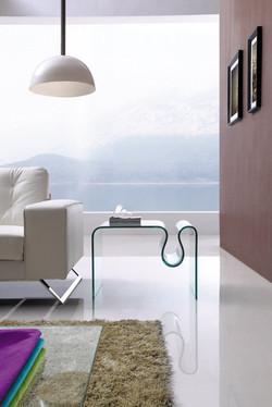 Stolik Glass Italiano IX