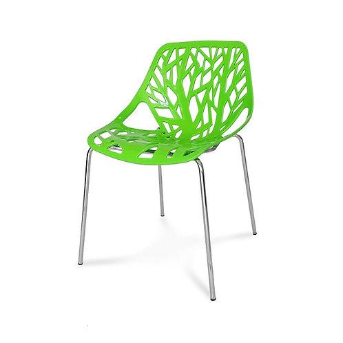 Krzesło zielone  Tree III